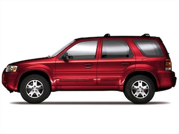 2007 Ford Escape Exterior
