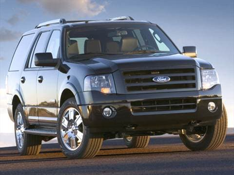 2007 Ford Expedition Eddie Bauer Sport Utility 4D  photo