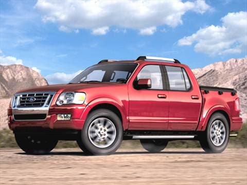 2007 Ford Explorer Sport Trac Pricing Ratings Reviews Kelley