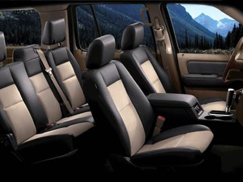 2007 Ford Explorer Interior ...