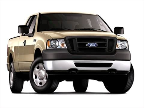 2007 ford f150 regular cab pricing ratings reviews. Black Bedroom Furniture Sets. Home Design Ideas