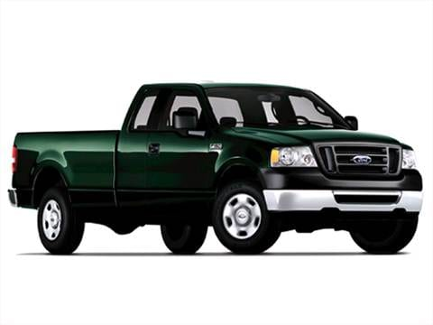 2007 ford f150 regular cab Exterior