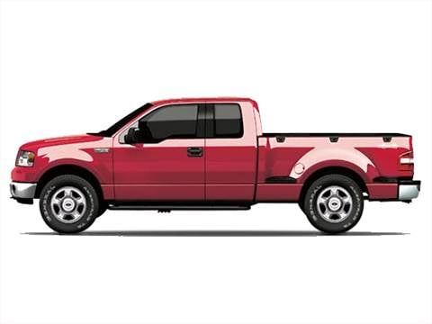 2007 Ford F150 Super Cab XL Pickup 4D 6 1/2 ft  photo