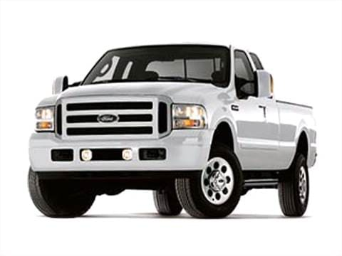 2007 ford f250 super duty super cab