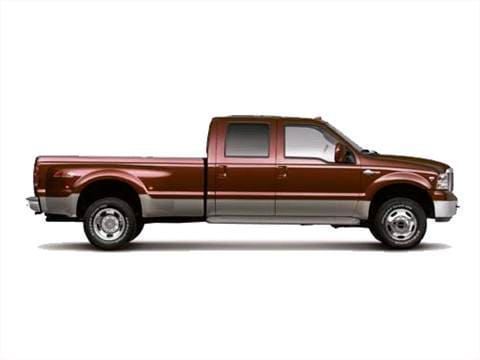 2007 Ford F350 Super Duty Crew Cab Pricing Ratings Reviews