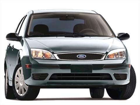2007 Ford Focus Pricing Ratings Reviews Kelley Blue Book