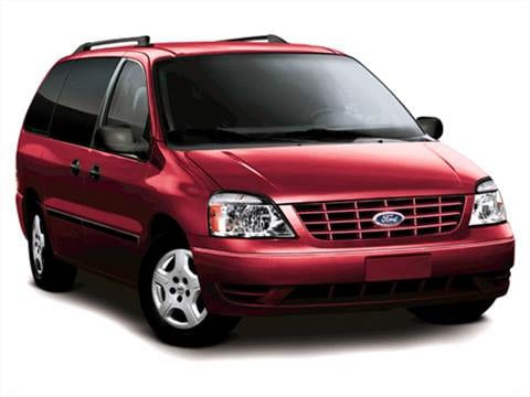 2007 ford freestar passenger