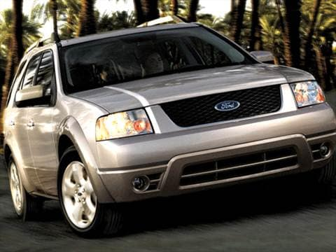 2007 ford freestyle sel sport utility 4d pictures and. Black Bedroom Furniture Sets. Home Design Ideas