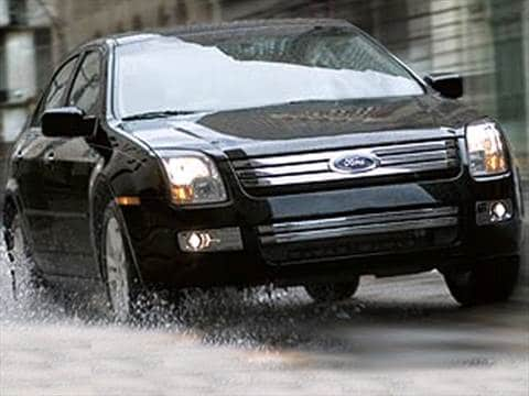 2007 Ford Fusion Pricing Ratings Reviews Kelley Blue Book