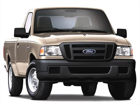 2007 ford ranger regular cab Exterior