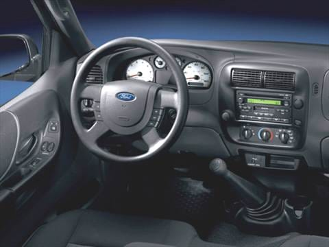 2007 ford ranger regular cab Interior