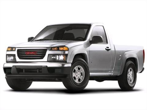 2007 gmc canyon regular cab Exterior
