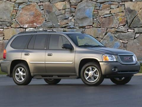 2007 Gmc Envoy Pricing Ratings Reviews Kelley Blue Book
