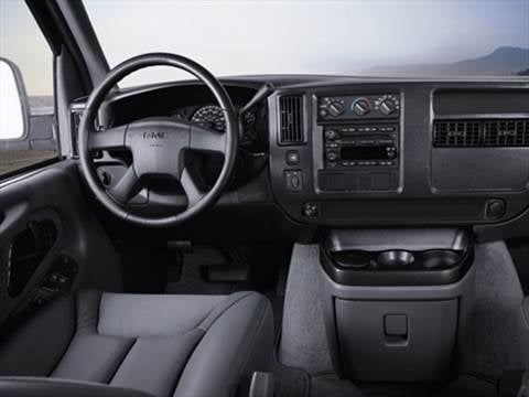 2007 gmc savana 2500 cargo Interior