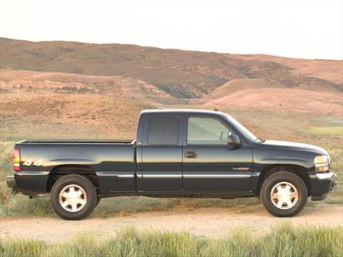 2007 gmc sierra classic 2500 hd extended cab Exterior