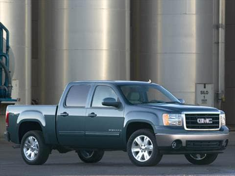 2007 GMC Sierra 2500 HD Crew Cab SLT Pickup 4D 8 ft  photo