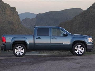 2007 GMC Sierra 2500 HD Crew Cab | Pricing, Ratings ...
