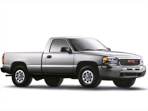 2007 gmc sierra 2500 hd regular cab Exterior