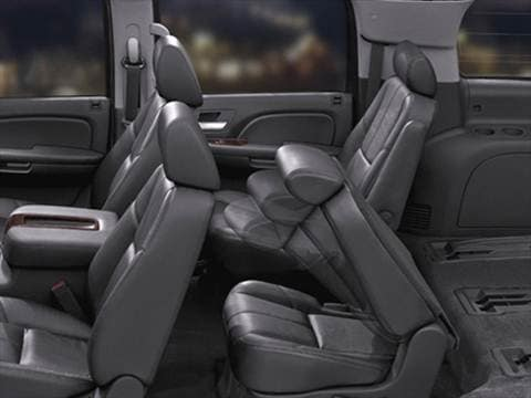 2007 gmc yukon xl 1500 Interior