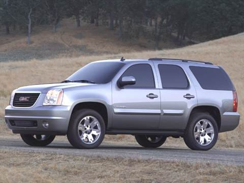 2007 gmc yukon pricing ratings reviews kelley blue book. Black Bedroom Furniture Sets. Home Design Ideas