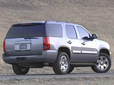 2007 gmc yukon sle sport utility 4d pictures and videos kelley blue book. Black Bedroom Furniture Sets. Home Design Ideas