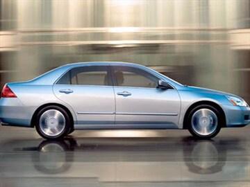 2007 Honda Accord Exterior