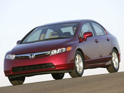 2007 Honda Civic LX Sedan 4D  photo