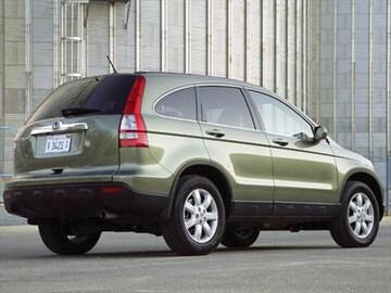 2007 honda cr v pricing ratings reviews kelley blue for Honda cr v fuel economy