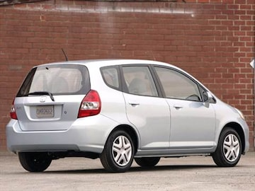 2007 Honda Fit | Pricing, Ratings & Reviews | Kelley Blue Book