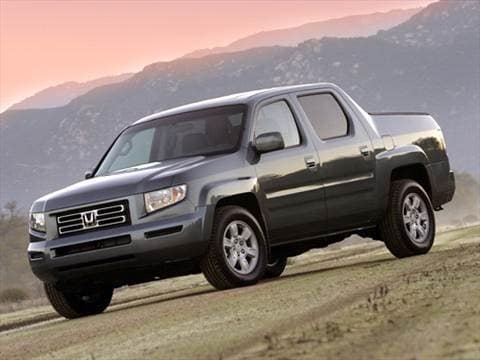 2007 Honda Ridgeline RT Pickup 4D 5 ft  photo