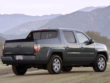 2007 Honda Ridgeline | Pricing, Ratings & Reviews | Kelley Blue Book