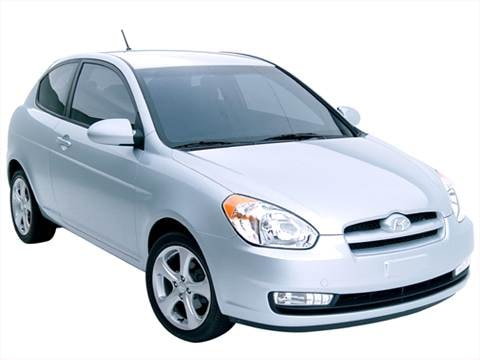 2007 hyundai accent pricing ratings reviews kelley blue book. Black Bedroom Furniture Sets. Home Design Ideas