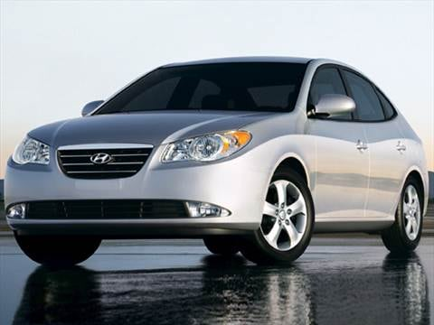 2007 Hyundai Elantra Pricing Ratings Amp Reviews Kelley Blue Book