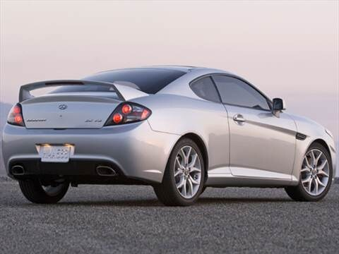 2007 hyundai tiburon gt limited coupe 2d pictures and. Black Bedroom Furniture Sets. Home Design Ideas