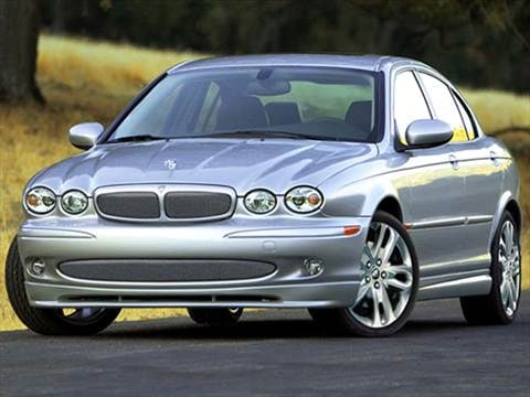 2007 Jaguar X Type