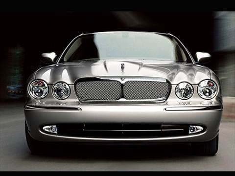 Captivating ... 2007 Jaguar Xj Exterior