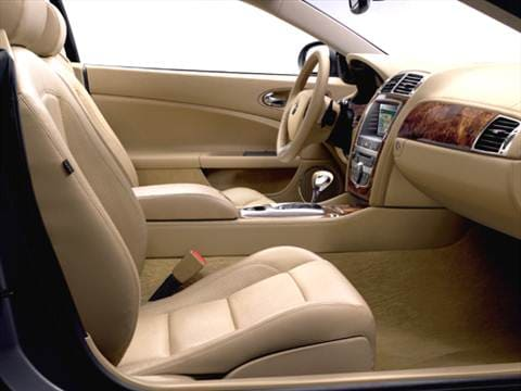 2007 jaguar xk Interior