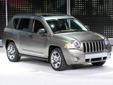 2007 Jeep Compass Sport SUV 4D  photo