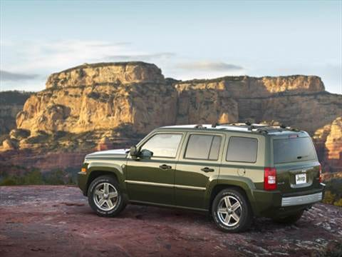 2007 jeep patriot Exterior