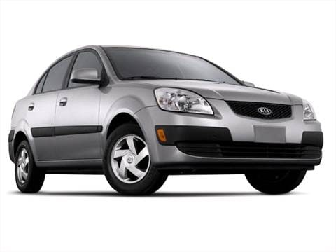 2007 Kia Rio Pricing Ratings Reviews Kelley Blue Book