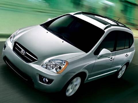2007 Kia Rondo Pricing Ratings Reviews Kelley Blue Book