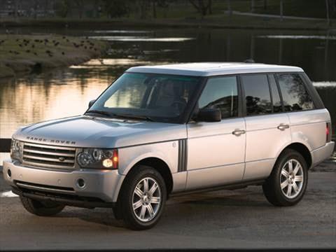 2007 land rover range rover pricing ratings reviews kelley blue book. Black Bedroom Furniture Sets. Home Design Ideas