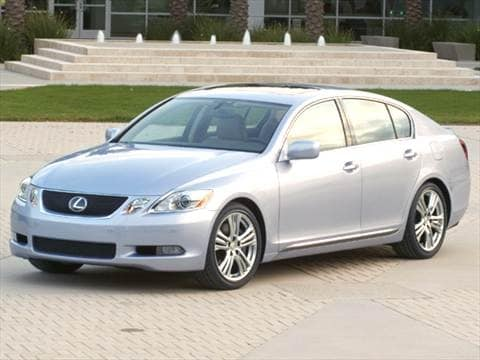 2007 Lexus GS GS 450h Sedan 4D  photo