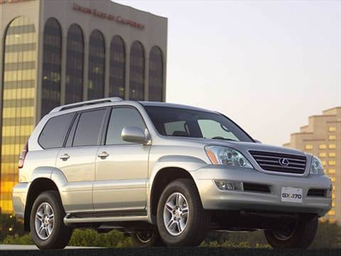 2007 Lexus GX GX 470 Sport Utility 4D  photo