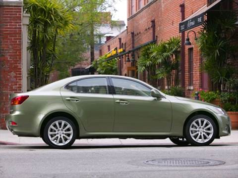 ... 2007 Lexus Is Exterior ...