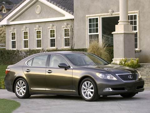 2007 Lexus LS LS 460 Sedan 4D  photo