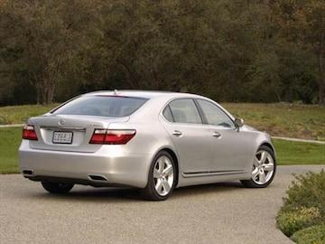 2007 Lexus Ls Exterior