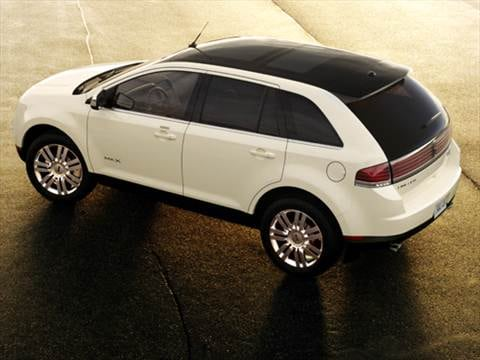 2007 lincoln mkx Exterior