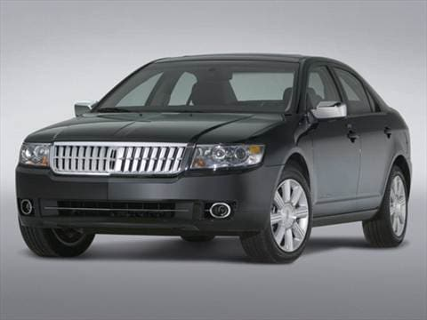 2007 Lincoln MKZ | Pricing, Ratings & Reviews | Kelley Blue Book