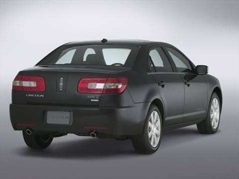 2007 Lincoln Mkz Pricing Ratings Reviews Kelley Blue Book